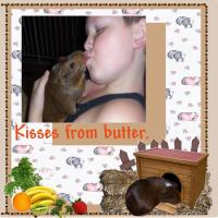 kisses from Butter