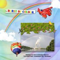 20150905 Rainbow over the Cumberland
