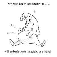 20151012 Gallbladder Misbehaving