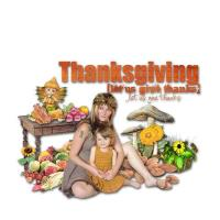 Thanksgiving Ziggy 2015