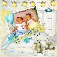 Sweet Baby Twins...
