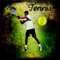 Tennis - a gentleman's sport