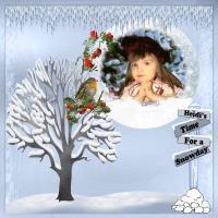 Heidi's Snowday
