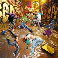 Street Style Dancers...