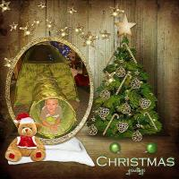 Colton Christmas Tent...