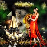 Happy New Year One and All 2016