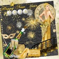 Happy New Year Again 2016