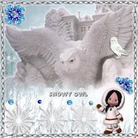 Snow Sculptures 2