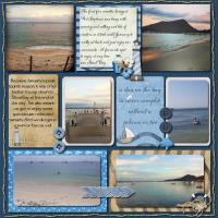 Seaside Memories-Shoal Bay