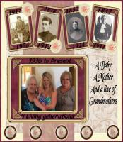 A Long Line of Grandmas-8 generations