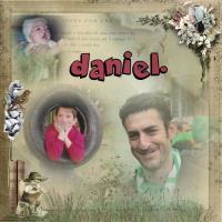 Daniel - then & now