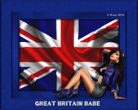 Great Britain Babe