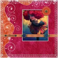 Hippie Pink Chick