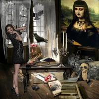Gothic Mona Lisa