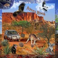 Ayers Rock, Australia~