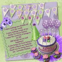 Happy 10th Anniversary SBF~