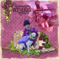 Scrap Your Family Pet its-wine-time