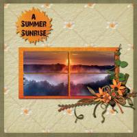 Aidans Reef - Split Sunrise