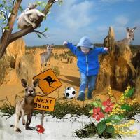 LIAM IN AUSTRALIA