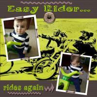 Easy Rider rides again