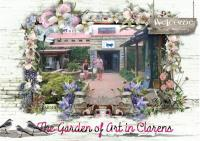 The garden of art