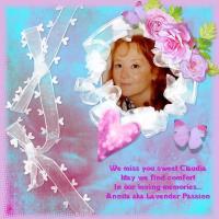 In Memory of Claudia~