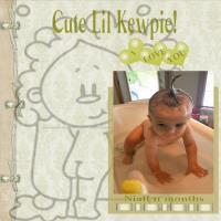 Cute Lil Kewpie