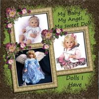 Dolls I Have