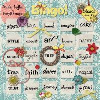 August Bingo Card at GDS
