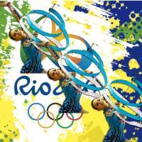 Challenge icon: 2016 Olympics