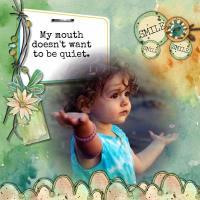 A cute saying...lol!
