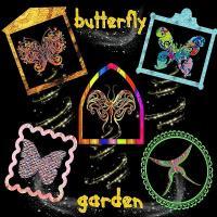 Butterfly Garden~