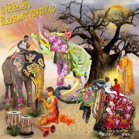 India Elephant Festival~