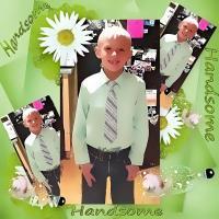 Triple Handsome Colton~