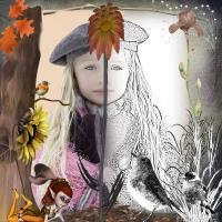 A Walk in Autumn,
