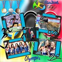 Olypmpics 2016~