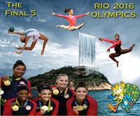 THE FINAL FIVE 2016 OLYMPICS