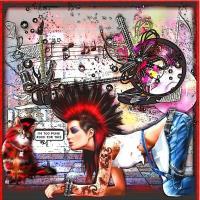Punk Rock Rule.