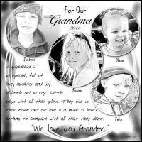 Maxandpatch's Grandchildren - 2016