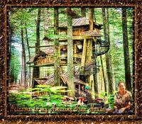 MY AMAZING TREE HOUSE