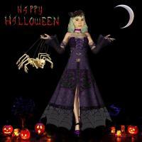 My Halloween Coustumn #1