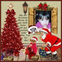 Fun Christmas Page