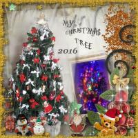 My Christmas Tree 2016
