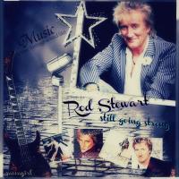 Rod Stewart-still going strong