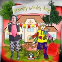 Wacky Tacky Day!