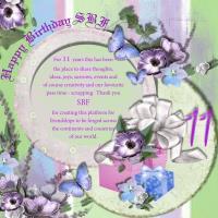 Happy Birthday SBF 2017