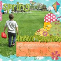 Spring Brings new Possibilities