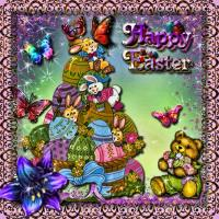 HAPPY EASTER SBF