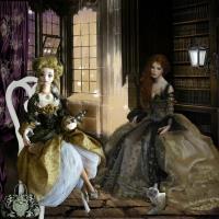Victorian art dolls