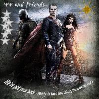 Wonder Woman and Friends